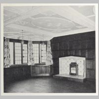 Baillie Scott, 'The Cloisters', London, Bedroom, The Studio Yearbook of Decorative Art, 1913, p.63.jpg