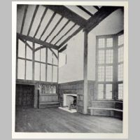 Baillie Scott, 'The Cloisters', London, The Hall, The Studio Yearbook of Decorative Art, 1913, p. 64.jpg