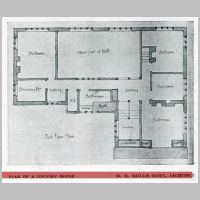 Baillie Scott, A Country House, First floor plan, The Studio, vol.19, 1900, p.32.jpg