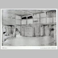 Baillie Scott, A Country House, The Hall, The Studio, vol.19, 1900, p.36.jpg