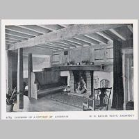 Baillie Scott, Cottage at Loughton, The Studio Yearbook Of Decorated Art, 1908, B 89.jpg