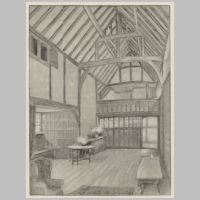 Baillie Scott, House near Woking, The Hall, The Studio Year Book of Decorative Art, 1915, p.5.jpg