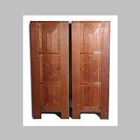 Pair of Oak Wardrobes, Photo on gimson.leicester.gov.uk.jpg