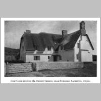 Ernest Gimson, Cottage Building by CLOUGH WILLIAMS-ELLIS, photo on gutenberg.org,1.jpg