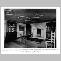 Gimson, Ernest, Room in Daneway house, Source Walter Shaw Sparrow (ed.), The Modern Home, p. 123.jpg