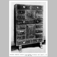 Gimson, Ernest, Writing cabinet, Source Walter Shaw Sparrow (ed.), The Modern Home, p. 132.jpg