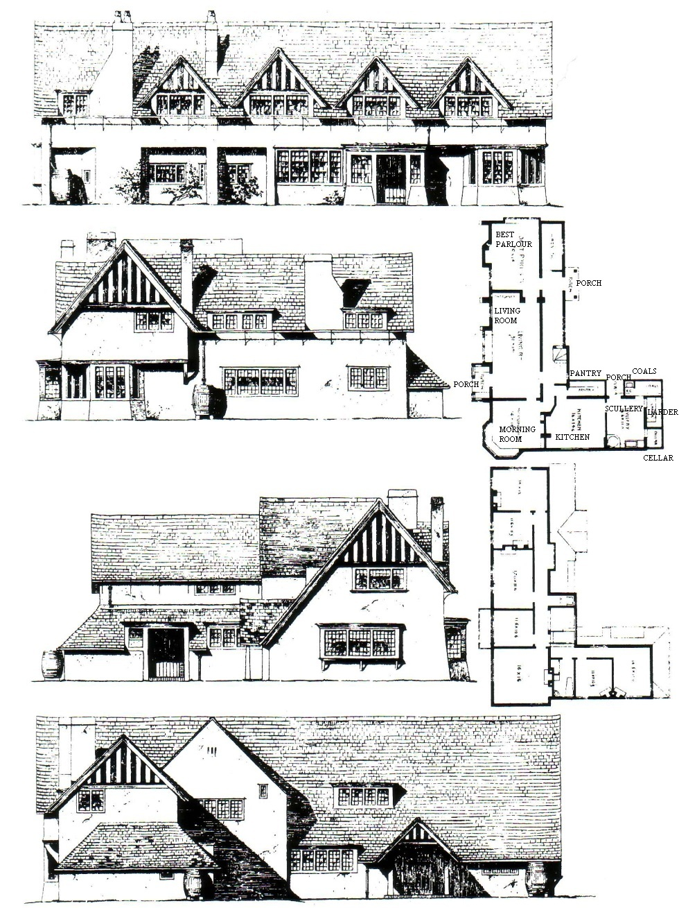 Manor farm house plan house best free home design for Manor farm house plan